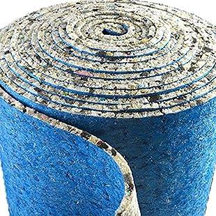 PU Foam 10mm Thick Carpet Underlay Roll by 247Floors