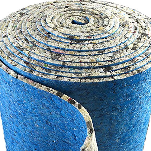 PU Foam 10mm Thick Carpet Underlay Roll by 247Floors