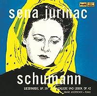 Schumann,Robert - Schumann: Liederkreis/Frauenliebe und Leben