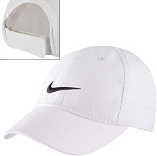 ab3a4387a4148 NIKE Just Do It Sports Hat Adjustable Sun Cap (4-7) (White
