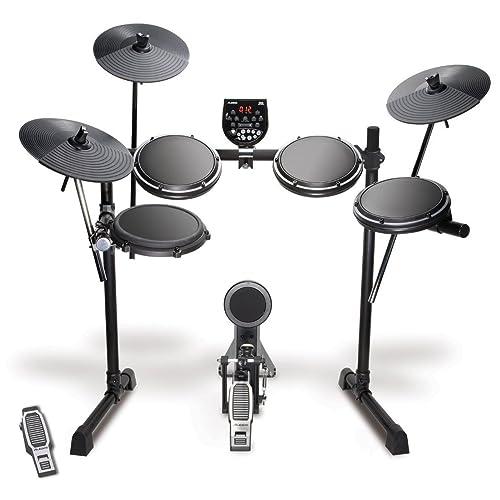 Alesis DM6 USB Kit Five-Piece Electronic Drum Set(Black)