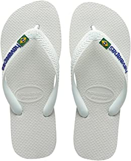 Havaianas Hav. Brasil Logo, Tongs Mixte, 41/42 EU