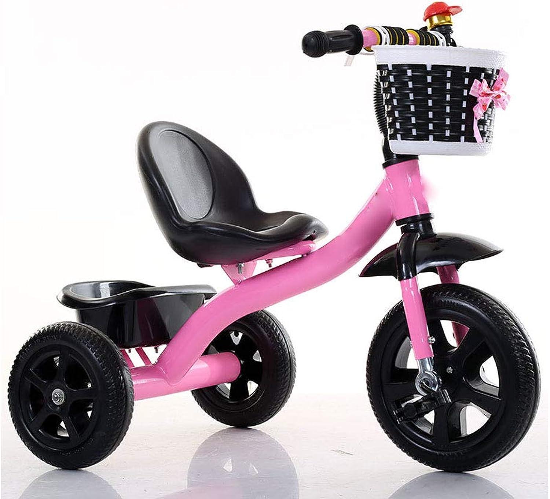 Kaiyu Kinderwagen Kind Dreirad Fahrrad Kinderwagen Fahrrad Kind Dreirad Fahrrad