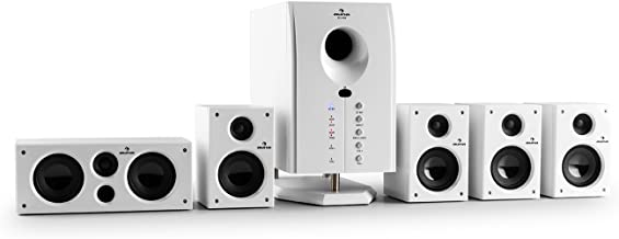 auna Areal 525 WH - Sistema de Sonido Envolvente 5.1 , Home