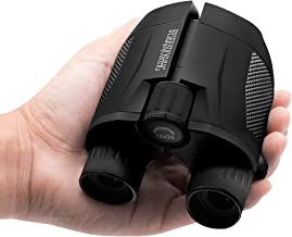 12x25 Compact Binoculars for Adults and Kids,High Powered Binoculars for Outdoor Hunting, Bird Watching, Traveling,Theater