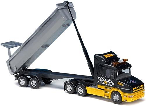 Emek-22523 Camion citerne Scania 3Axes 2 Axes 1  25