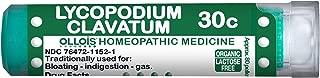 OLLOIS Organic Lactose-Free Homeopathic Medicines, Lycopodium Clavatum 30C Pellets, 80Count