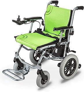 Inicio Accesorios Silla de ruedas ligera Silla de ruedas eléctrica que se abre y se pliega en 1 segundo La silla eléctrica más ligera y compacta con accionamiento eléctrico o manual de silla de rue
