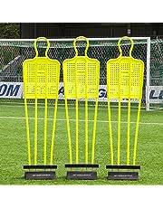FORZA Barreras de Defensa de Tiro Libre para Entrenamientos de Fútbol | Base Opcional para Césped Artificial (Variedad de Tamaños) | Ideal para Equipos y Entrenadores de Fútbol