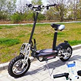 Viron Electric Scooter 1000 Factaraidh S-Scooter Watt 36V / 1000W V.7 (Carbon)