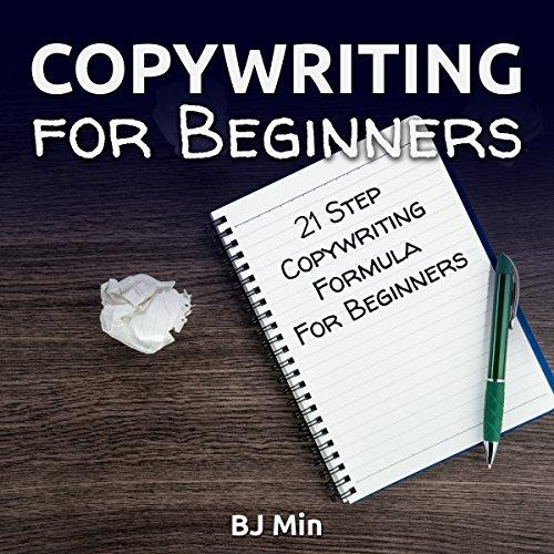 Copywriting for Beginners audiobook cover art
