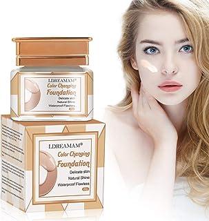 Base LíquidaBase de MaquillajeHidratante Líquido BaseBase de maquillaje Cobertura completa NuevoConcealer Cover Cream...