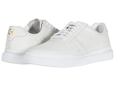 Cole Haan Grandpro Rally Court Sneaker (Optic White/Optic White) Men