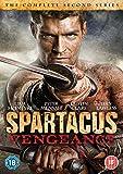 Spartacus - Vengeance - die komplette zweite Staffel [3 DVDs] [Alemania]