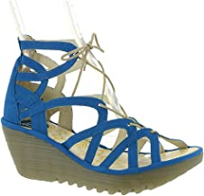 Best electric blue wedges Reviews