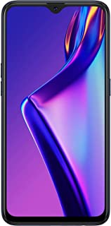 Oppo A12 6.2 inch Smartphone - Android 9, 32GB, 3GB, Dual Sim -Black, UAE Version