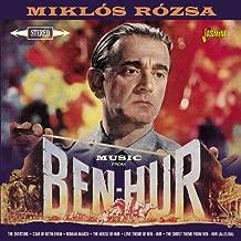 Miklós Rózsa: Music From Ben-Hur Original Soundtrack