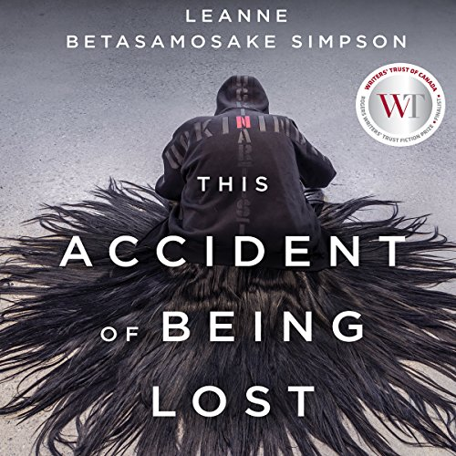 This Accident of Being Lost audiobook cover art