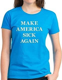 Make America Sick Again Women's Cotton T-Shirt
