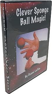 Clever Sponge Ball Magic by Duane Laflin