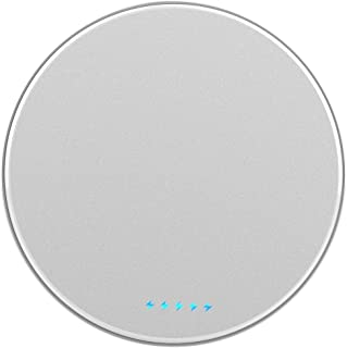 Phone Charging LIJ DC 5V 2A 8mm Fast Charging Pad Qi Wireless Charger with Indicator Light, for iPhone, Galaxy, Huawei, Xi...
