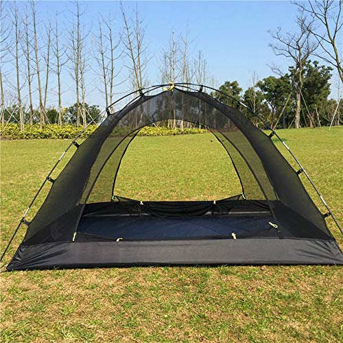weichuang Camping Tent Leisure Vents Camping Canopy 2 Man Mesh Tent
