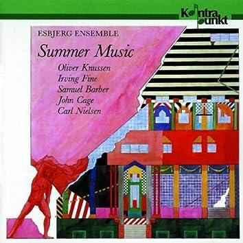 Nielsen, Cage, Barber: Summer Music