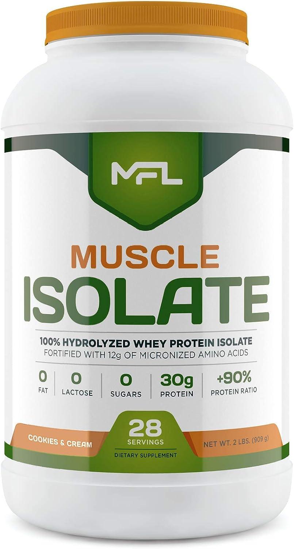 MFL 100% Isolate Protein l 30g Ke Acids Max 81% OFF Brand new of 12g Amino