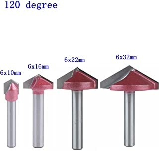 120 degree end mill