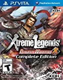 Dynasty Warriors 8: Xtreme Legends, Complete Edition - PlayStation Vita by Tecmo Koei
