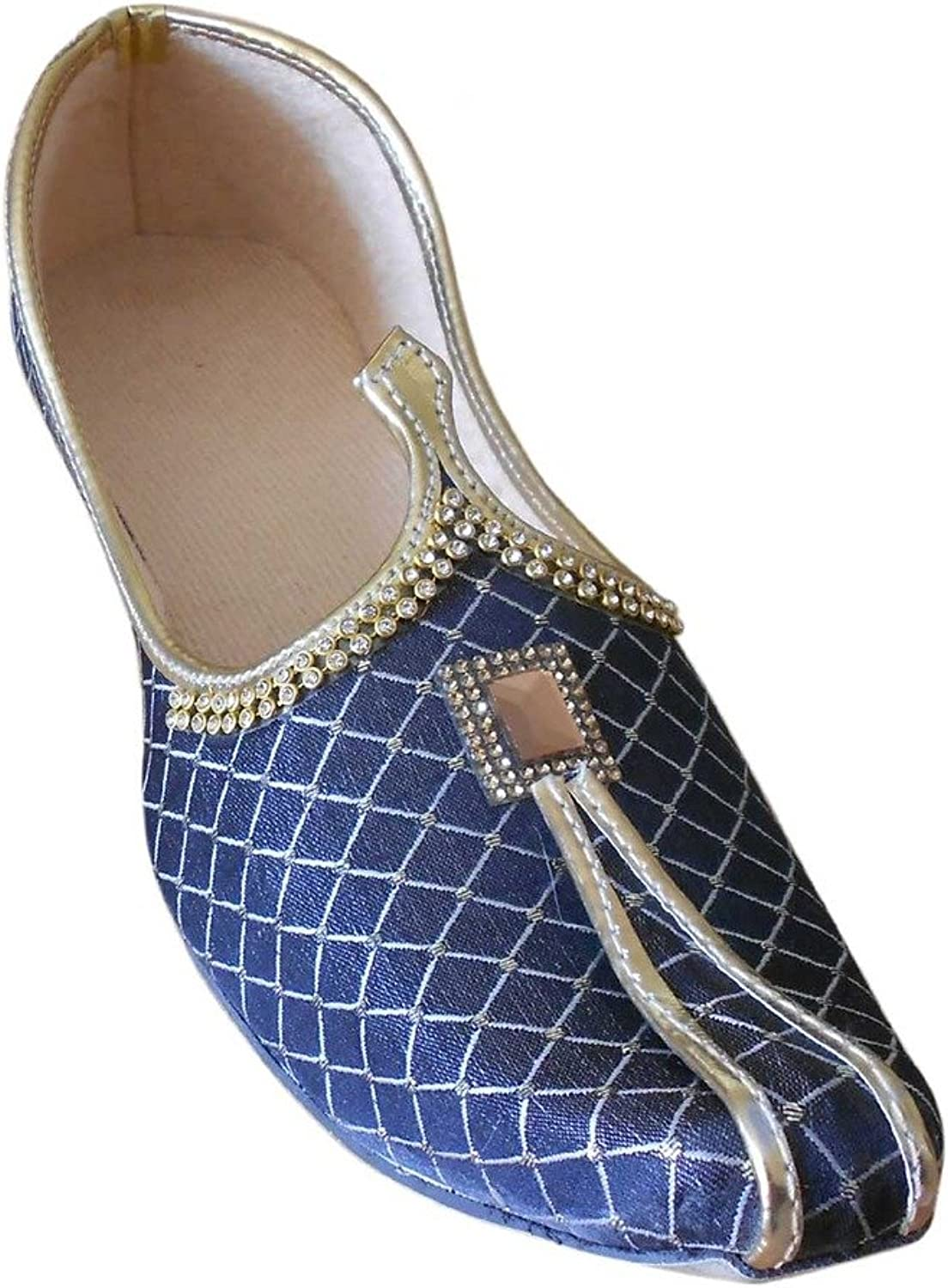 Kalra Creations Jutti Men's Traditional Indian Mojari Ethnic shoes