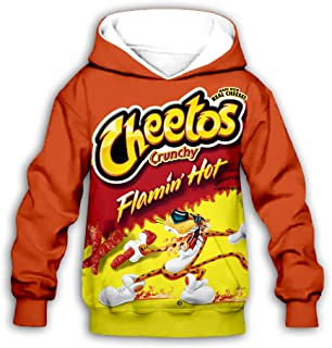 Sakanpo Cartoon Animation Pullover Hoodie Sweatshirt Teens Hooded for Boys Girls