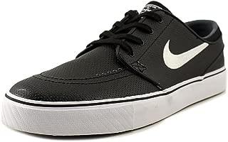 SB Zoom Stefan Janoski Premium (Anthracite/Dark RaisinSail) Men's Skate Shoes