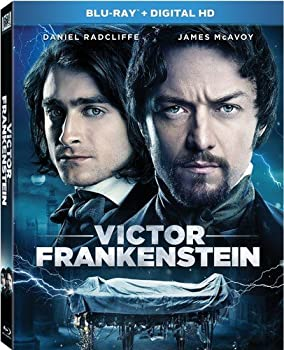 Best victor frankenstein bluray Reviews