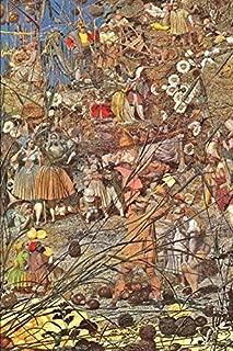 Richard Dadd The Fairy Feller's Master Stroke Journal Diary