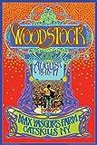 Close Up Woodstock Poster Max Yasgurs Farm