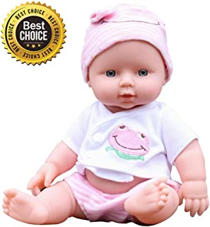 Best real looking baby dolls that act real Reviews