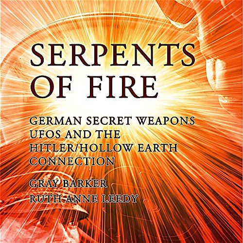 Serpents of Fire audiobook cover art