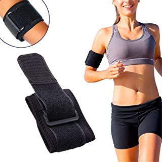 VIOST Wrist Support Outdoor Sports Tennis Elbow Brace Support Strap Wrap Pain Guard Bandage Wrap Injury Pain Band Protector