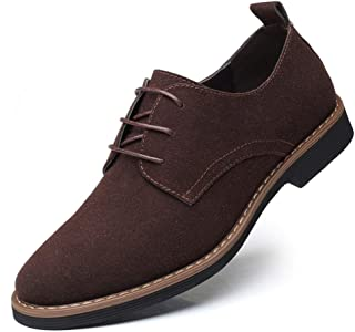 Men Classic Martin Couple Leather Bullock Shoes Oxford Bottom Business Shoes