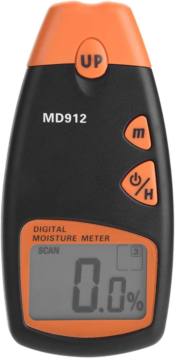 Wood Moisture Meter 35% OFF Gorgeous - MD912 Digital Pin Me LCD 4 2