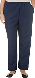 fd7f2b118be Amazon.com  Alfred Dunner - Pants   Capris   Plus-Size  Clothing ...