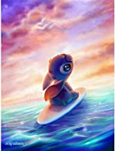 Diamond Painting Kits for Adults DIY 5D Full Drill Arts Craft Home Decor Cartoon Anime Series(Cute Animals)11.8inX15.7in