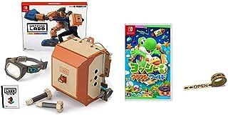 Nintendo Labo (ニンテンドー ラボ) Toy-Con 02: Robot Kit - Switch + ヨッシークラフトワールド -Switch (【Amazon.co.jp限定】オリジナルマスキングテープ 同梱) セット