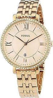 ES3632 Fossil Women's Analog Display | Analog Quartz |Rose Gold Watch