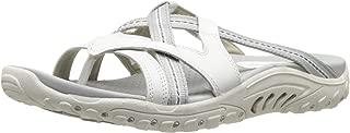 skechers white sandals