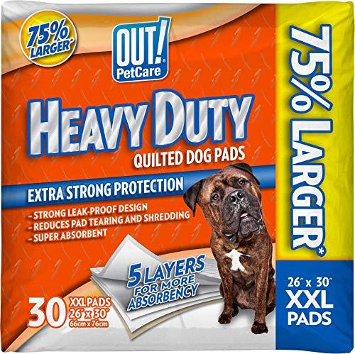 extra absorbent dog pads