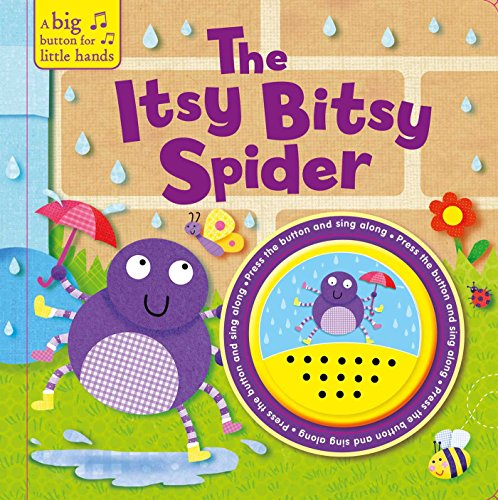 ITSY BITSY SPIDER-SOUNDBOARD (A Big Button for Little Hands)