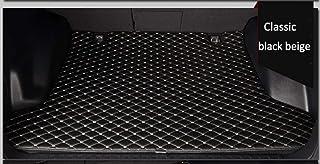 inodore lavbile e ritagliabile per Maggiore adattabilit/à Resistente Set tappeti Auto per 206 CC in Gomma Antiscivolo