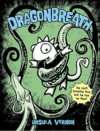 Dragonbreath Books 1 - 6